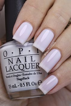 grape fizz nails: OPI Holiday Glam's In The Bag 2014