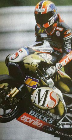 Marco Melandri aprilia 250cc 2s 2001