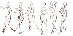 analytical figure drawing — Pose and gesture references — Find more drawing references boards @apartado624