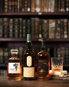 Whisky - Master of Malt Cigars And Whiskey, Bourbon Whiskey, Whiskey Bottle, Malt Whisky, Scotch Whisky, Alcoholic Beverages, Wine Drinks, Brewery Design, Pub Ideas