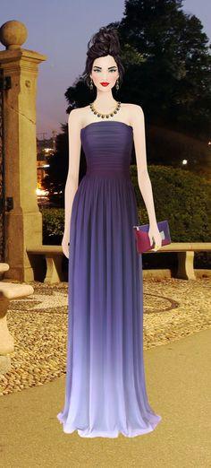 Fashion Game Gran gala' Choose your style www.youchic.it