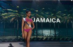 PHOTO: Jamaica's Kaci Fennell begins formal Miss Universe quest - News - JamaicaObserver.com
