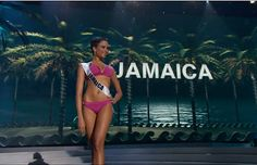 PHOTO: Jamaica's Kaci Fennell begins formal Miss Universe quest - News - JamaicaObserver.com