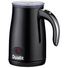 Buy Dualit Milk Frother, Black Online at johnlewis.com