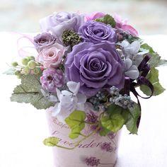 まるでローズガーデンにでもいるよう!大小のローズをグラデーションや同系色で組み合わせてまるで生花のような美しさプリザーブドフラワーナチュラル。母の日 プリザーブドフラワー ナチュラルガーデン 送料無料 退職祝い 結婚祝い お誕生日 新築祝い ギフト 贈り物【楽ギフ_包装】【楽ギフ_のし】【楽ギフ_のし宛書】【楽ギフ_メッセ】【楽ギフ_メッセ入力】