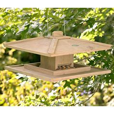 The Pagoda Bird Feeder product has been discontinued.