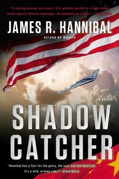If  you're Tom Clancy or a Top Gun fan, Shadow Catcher is the book for you. #suspense #spies #military #Giveaway @goddessfish  http://writerwonderland.weebly.com/3/post/2014/12/shadow-catcher-tour-stop-giveaway.html
