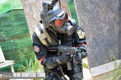 サンプルを回収せよ!  WarGame at HEAD QUARTERS TOKAI  http://tanashun.militaryblog.jp/e570787.html  撮影用にハンディカム乗っけてたんだけどスイッチが静止画になってて撮れてなかったヽ(;▽;)ノ