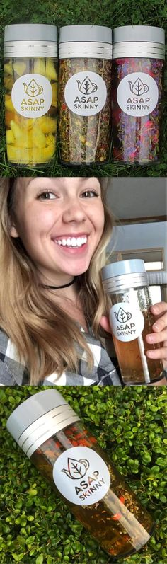 Detox & Cleanse with ASAPSKINNY! Our Tea Bottle comes with a FREE Removable Tea Mesh Strainer. And Guess What? Over 95% of our Customers Pair it up with our 28-Day Teatox! Heal your Body with Ease. Hurry, selling out FAST! Visit our online store to buy yours TODAY ➸ www.asapskinny.com