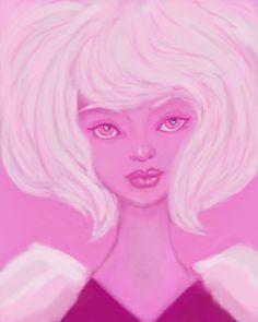 Pink Dimond by FlamingRedZombie on DeviantArt Aurora Sleeping Beauty, My Arts, Sugar, Fan Art, Deviantart, Disney Princess, Disney Characters, Creative, Pink