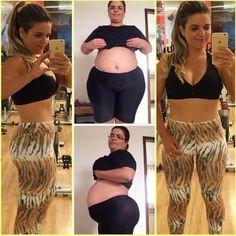 Blogueira emagrece 45 kg e desiste da cirurgia do estômago. Como ela conseguiu? - Bolsa de Mulher