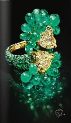 Regilla ⚜ Marchesa D beauty bling jewelry fashion V