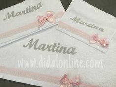 Toallas de Martina