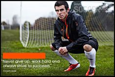 New Soccer Quotes | Gareth Bale Interview
