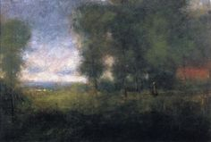 The Athenaeum - Edge of the Woods (George Inness - )