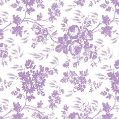 """Creative Covering Self-Adhesive Shelf and Drawer Liner Toile Lavender 18"""" X 9 #ConTact"""