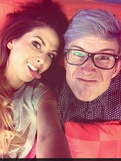 Zoe Sugg & Tyler Oakley