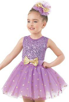 Weissman™ | Glitter Dot Tulle Party Dress
