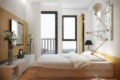 Tamansari Prospero - Studio Type Divider, The Unit, Type, Studio, Room, Furniture, Home Decor, Bedroom, Decoration Home