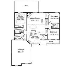 Bungalow house plan charming brick bungalow 1500 for House plan search engine