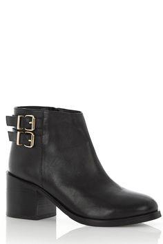 Oasis Chloe block heel ankle boot