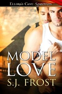 Review: Model Love by S.J. Frost #MMRomance #ManLove #SexyRead