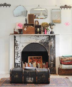 15 IDEAS FOR non-working fireplace