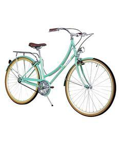 Loving this Mint 44 CM City Bike - Adult on #zulily! #zulilyfinds