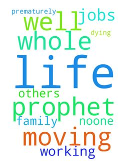 prophet pray me my life is not moving well in our whole - prophet pray me my life is not moving well in our whole family noone is working no jobs for others and some are dying prematurely Posted at: https://prayerrequest.com/t/tzz #pray #prayer #request #prayerrequest