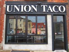 "Brand new location ""Union Taco"" celebrates their grand opening, offering lunchtime customers two complimentary tacos from 12 - 2pm. Head to 7th & Girard in Northern Liberties."
