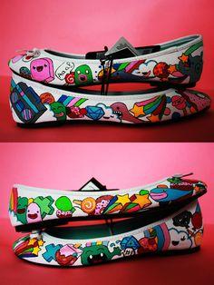sensational shoes!