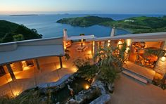 Waiheke Island Luxury Accommodation - Delamore Lodge - New Zealand
