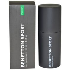 Benetton Sport By Benetton For Men. Eau De Toilette Spray 3.3 Ounces by Benetton. $15.00. Packaging for this product may vary from that shown in the image above. This item is not for sale in Catalina Island. Introduced in 1999. Fragrance notes: fresh and fruity, with citrus, spice and woods. Recommended use: daytime.Whenapplyingany fragrance please consider that there are several factors which can affect the natural smell of your skin and, in turn, the way a scent smell...
