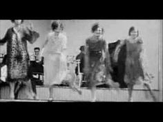 This may be from a 20th century dance show but the concept of the dance is still the same.  Also later in the video it compares an older clip of these dances to a more recent clip.