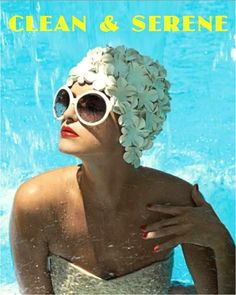 I ALWAYS wore a swimming cap when swimming