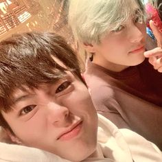 "🐯 on Twitter: ""Taehyung with his friend and actor Park Bogum, they look so damn good 😍… """