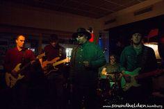 Die Greg Copeland Band bei den Leinen Los Acoustic Sessions #19 am 02. März 2015
