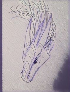 Most up-to-date Pictures dragon drawing sketches Style Is there much real distinction between illustrating and sketching? So that you can response to this conundrum, let's Fantasy Drawings, Cool Drawings, Fantasy Art, Cool Dragon Drawings, Dragon Head Drawing, Pencil Drawings, Fire Drawing, Winter Drawings, Drawing Pictures