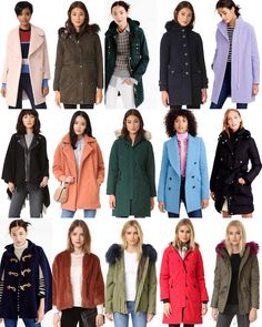 15 Coats For Fall