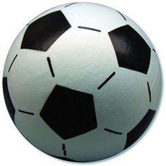 """16"""" Styrofoam Soccer Ball"""