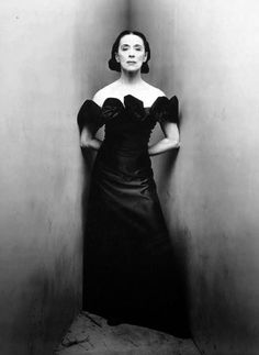 Martha Graham par Irving Penn, 1948