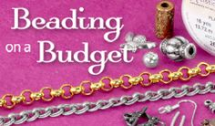 A good online bead and finding supplier:  Very inexpensive shipping rates to Canada.