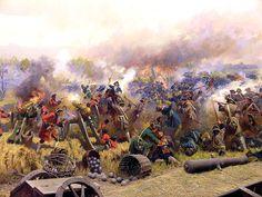 Defending the Guns at Poltava