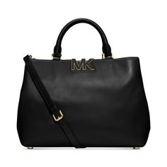 MICHAEL Michael Kors Florence Large Satchel from Macy's on Catalog Spree