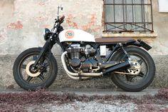1979 Honda CB650 - Garage Italiano - Inazuma Cafe Racer