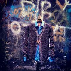#menswear #menstyle #streetwear #otantikstreetsoul #knitwear #cardigan