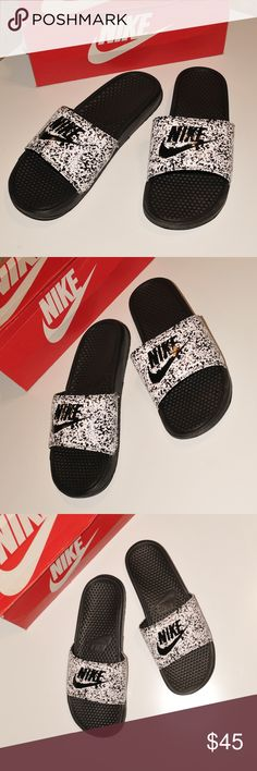 Nike Benassi JDI Mens Slide Sandals Size 13 3117 Nike Benassi JDI Mens Slide  Sandals .