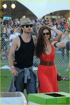 ian and nina...so cute together(:- the vampire diaries- TVD