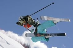 The Lady, The Legend. Our Fave Roxy Girl - Sarah Burke <3