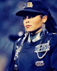 Janet Jackson ≈ Rhythm Nation 1989